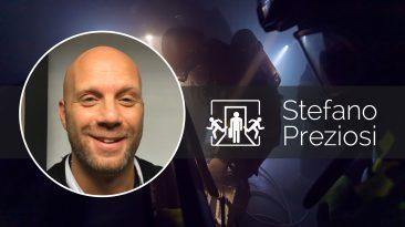 Stefano Preziosi - About