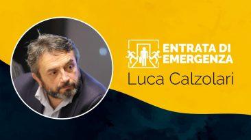 Luca Calzolari - Comunicazione in Protezione Civile